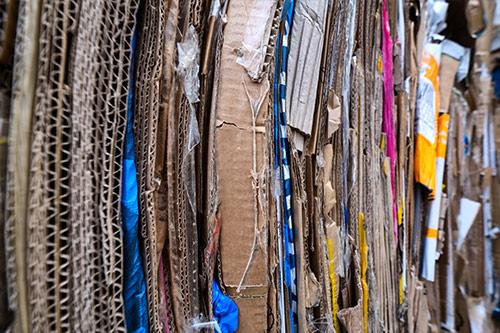We Recycle Cardboard - Plumb Polymers
