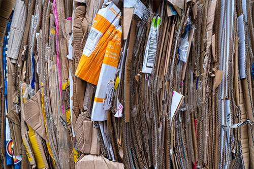 Plumb Polymers Cardboard