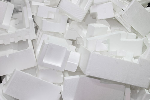 We Recycle Polystyrene - Plumb Polymers